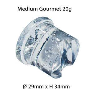 Medium Gourmet Ice Cube