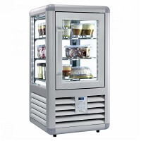 Counter Top Display Freezers