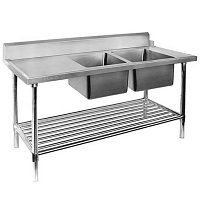 Dishwasher Inlet Benches