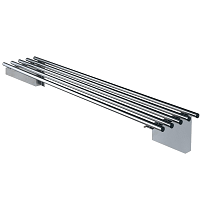 Stainless Steel Pot Shelf