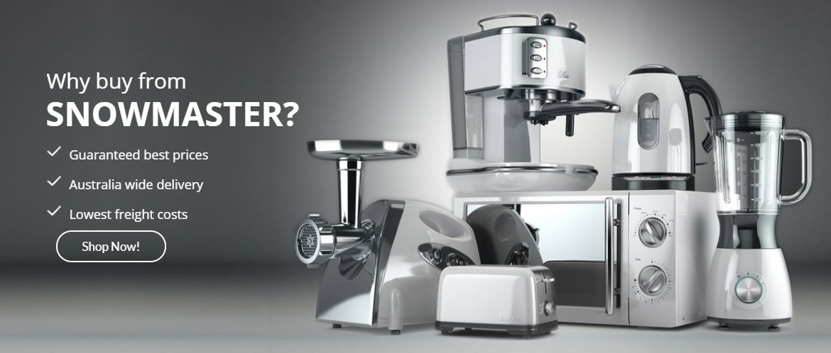 Why Buy From Snowmaster Catering Equipment