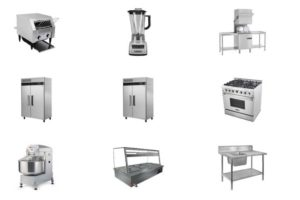 Top Essential Commercial Kitchen Equipment for New Restaurant