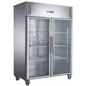 FED.XURF1410G2V.DOUBLE.GLASS.DOOR.UPRIGHT.FREEZER (1)