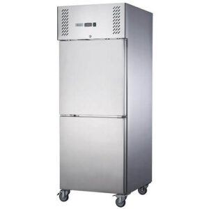FED XURC600S1V SPLIT 2 DOOR FRIDGE