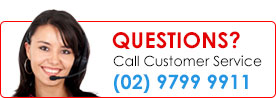Questions? Call Customer Service