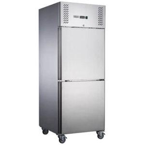 FED XURF650S1V SPLIT 2 DOOR FREEZER 650L