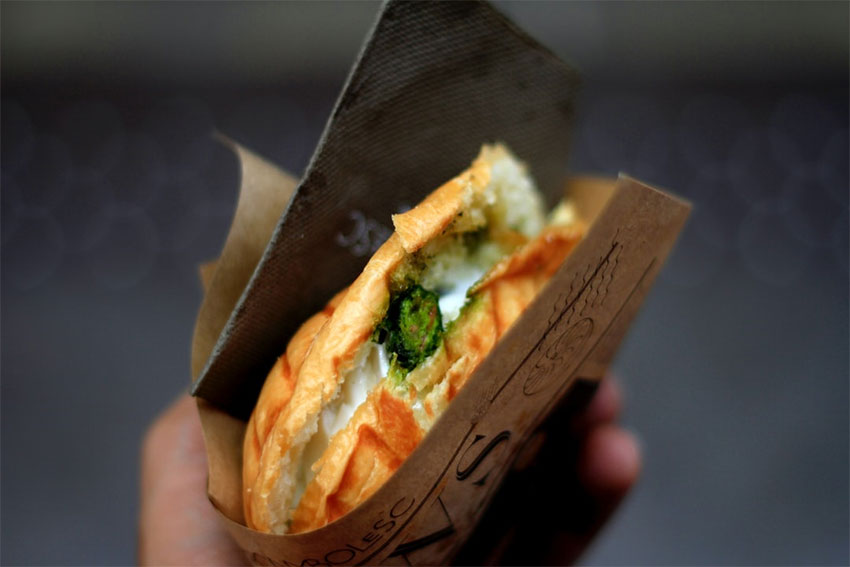 Commercial Sandwich Press