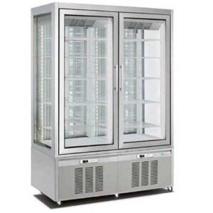 longoni-gfl7703s-double-door-gelato-fridge-freezer-display-silver