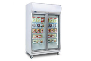 What is the Temperature Range for Commercial Freezers?
