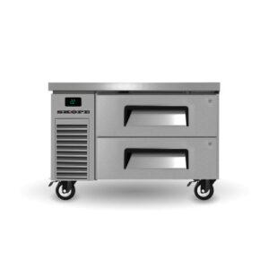 Skope ReFlex 2 Drawer ChefBase GN 1/1 Fridge RF8.CBR.1.D2